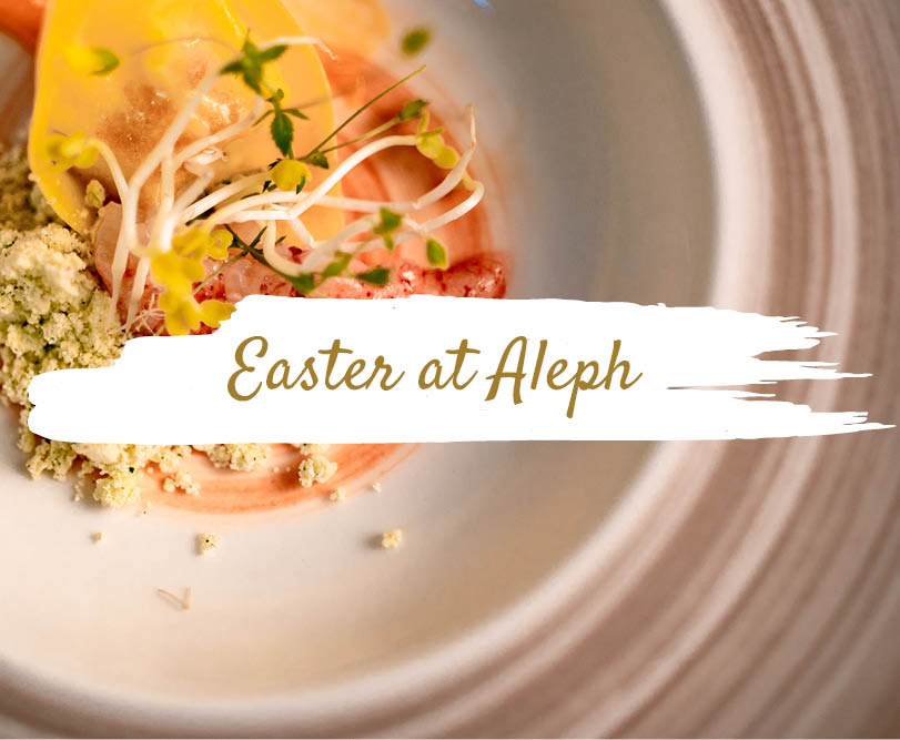 Easter at Aleph